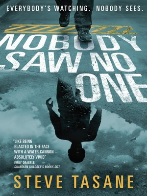 cover image of Nobody Saw No One