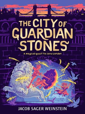 cover image of The City of Guardian Stones