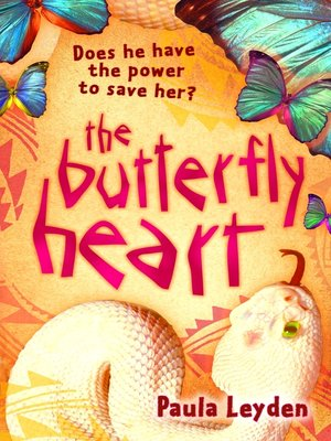 cover image of The Butterfly Heart