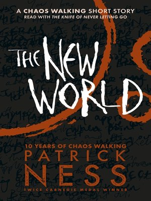 cover image of The New World