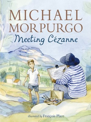cover image of Meeting Cezanne