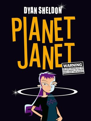 cover image of Planet Janet