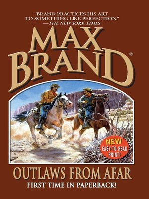 cover image of Outlaws from Afar
