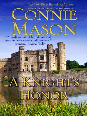 cover image of A Knight's Honor