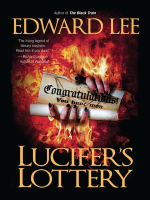 cover image of Lucifer's Lottery