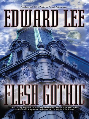 cover image of Flesh Gothic