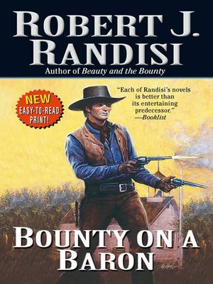 cover image of Bounty on a Baron