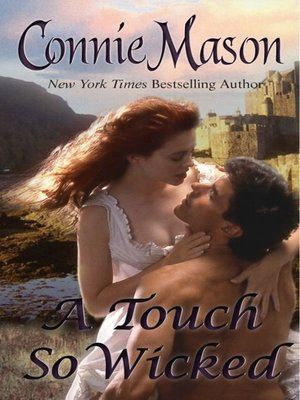 cover image of A Touch So Wicked