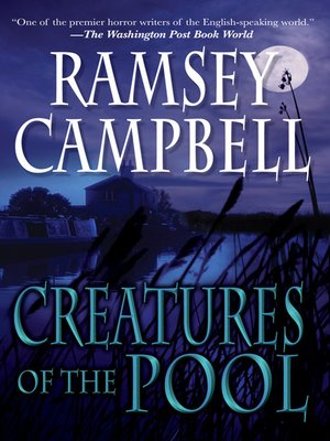 cover image of Creatures of the Pool