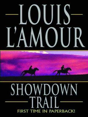 cover image of Showdown Trail