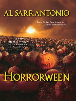 cover image of Horrorween