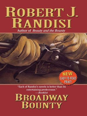 cover image of Broadway Bounty