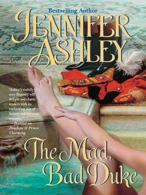 The mad bad duke by jennifer ashley overdrive rakuten the mad bad duke fandeluxe Image collections