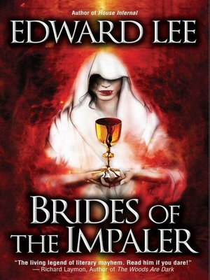 cover image of Brides Of The Impaler