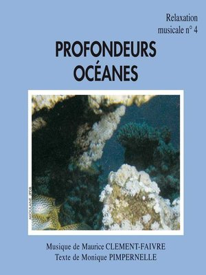 cover image of Profondeurs Océanes