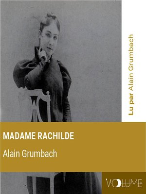 cover image of Madame Rachilde