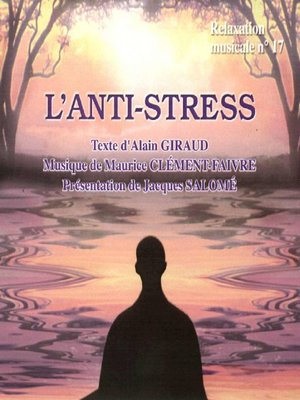 cover image of L'Anti-Stress