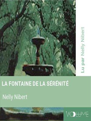 cover image of La fontaine de la sérénité
