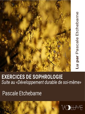 cover image of Exercices de sophrologie