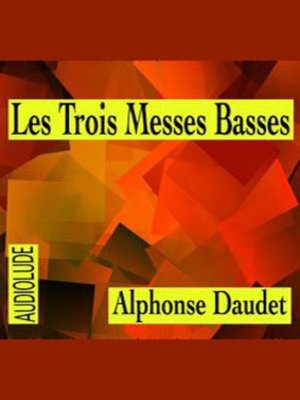 cover image of Trois Messes Basses