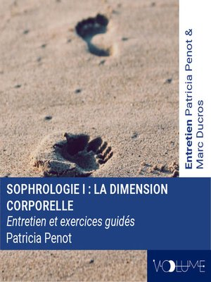 cover image of Sophrologie 1 - Dimension corporelle