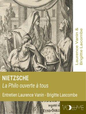cover image of Nietzsche