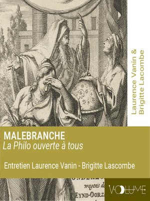 cover image of Malebranche
