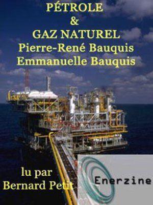 cover image of Pétrole et Gaz Naturel