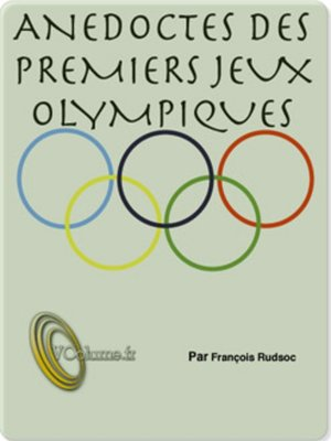 cover image of Memoire Olympique