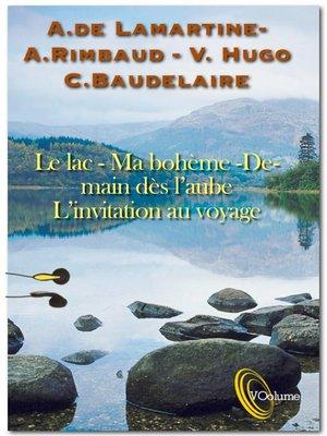 cover image of Recueil de 5 poèmes