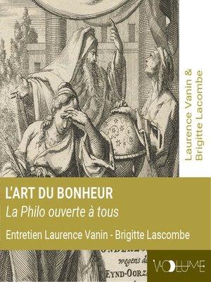 cover image of L'art du bonheur