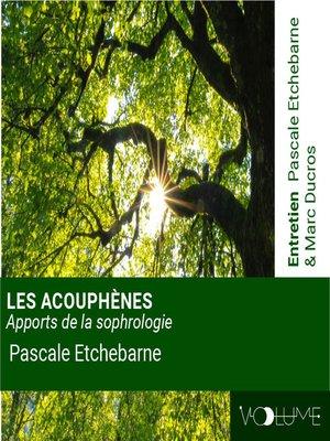 cover image of Les acouphènes, apports de la sophrologie