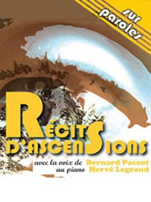 cover image of Récits D'ascension