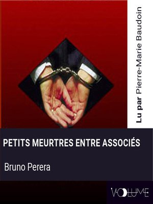 cover image of Petits Meurtres entre Associés