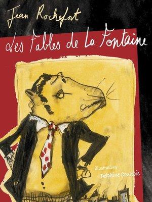 cover image of Les fables de la Fontaine