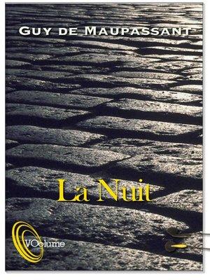 cover image of La Nuit