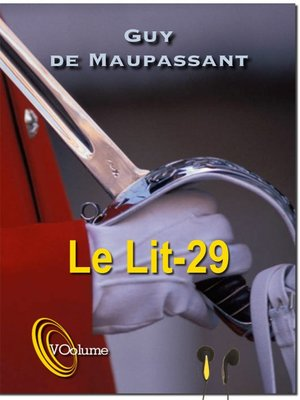 cover image of Le lit 29