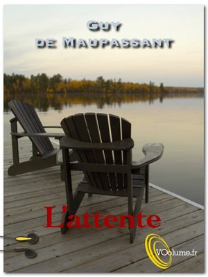 cover image of L'attente