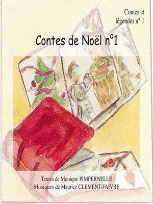 cover image of Contes de Noël N°1
