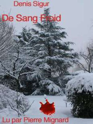 cover image of Sang Froid