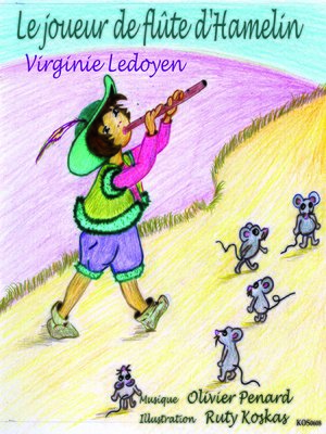 cover image of Le joueur de flûte d'Hamelin