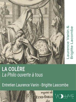 cover image of La colère