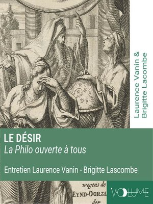 cover image of Le désir
