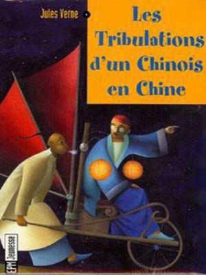 cover image of Tribulations D'un Chinois En Chine