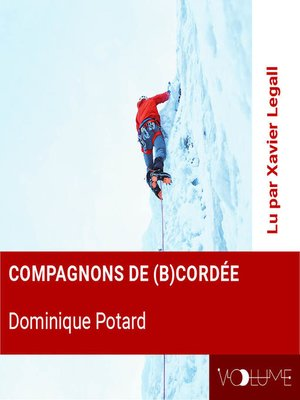 cover image of Compagnons de (B)Cordée
