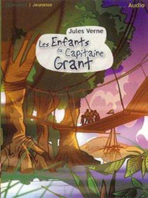 cover image of Enfants Du Capitaine Grant