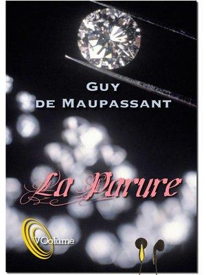 cover image of La Parure