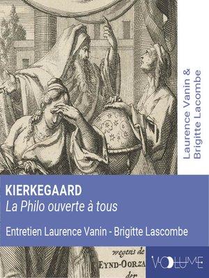 cover image of Kierkegaard