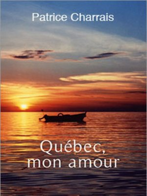 cover image of Québec, mon amour