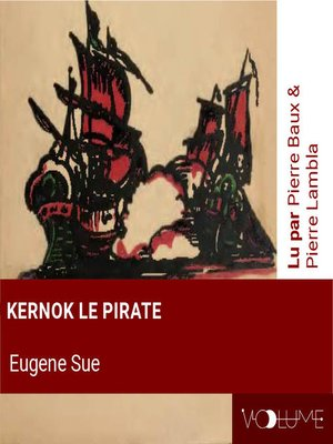 cover image of Kernok le pirate